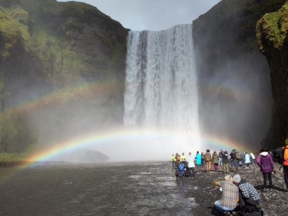 Фейковые новости из Исландии