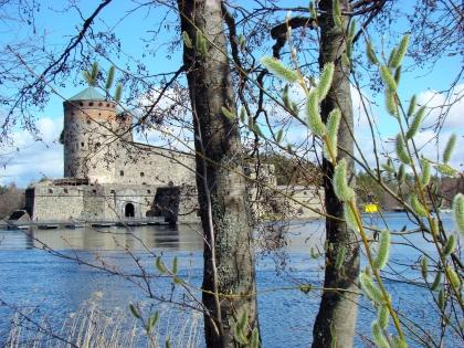Крепость Савонлинна, Крепость Олавинлинна, Олафсборг, фото Стасмир, Photo Stasmir