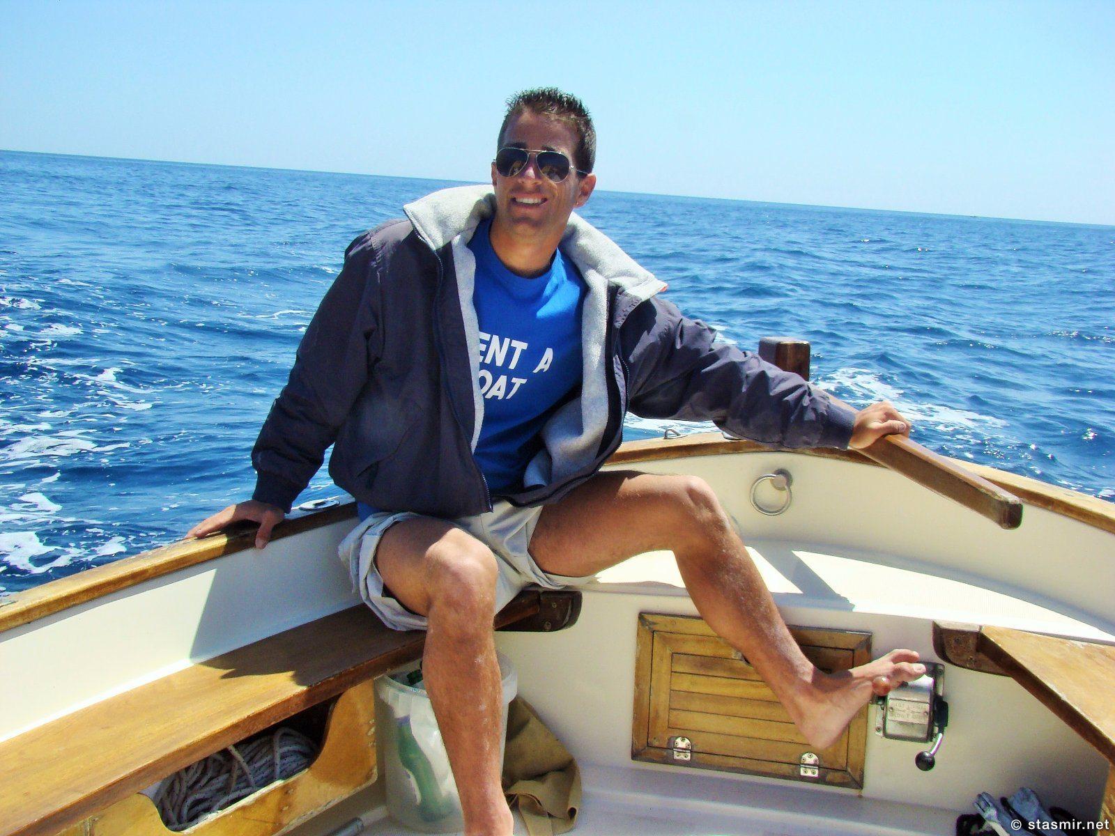 лодочная фирма на острове Капри, а не на Амальфитанском побережье, фото Стасмир, Photo Stasmir