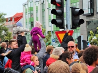 Гей-прайд 2015, Рейкьявик, магазины Рейкьявика, главная улица Рейкьявика, центр Рейкьявика, шествия в Исландии, праздники в Исландии, гей-прайд, марш геев в Исландии, исландцы, исландский народ, улицы Рейкьявика, города Исландии, Photo Stasmir