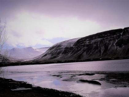 Китовый фьорд, дорога на водопад Глимюр, фото Стасмир, photo Stasmir