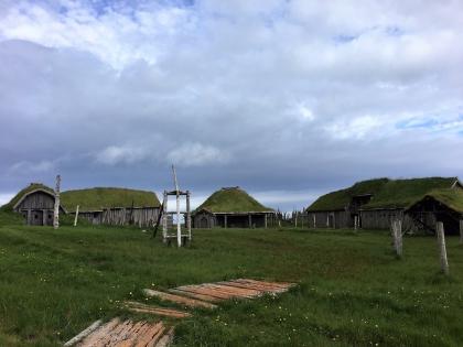 голливудская деревня викингов в Исландии, фото Стасмир, photo Stasmir, регион Восточная Исландия, декорации для голливудского фильма про викингов в Исландии