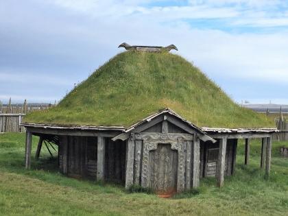 голливудская деревня викингов в Исландии, фото Стасмир, photo Stasmir, регион Восточная Исландия, землянка викинга