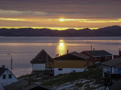 Гренландия, Greenland, Нуук, Nuuk, фото Стасмир, Photo Stasmir