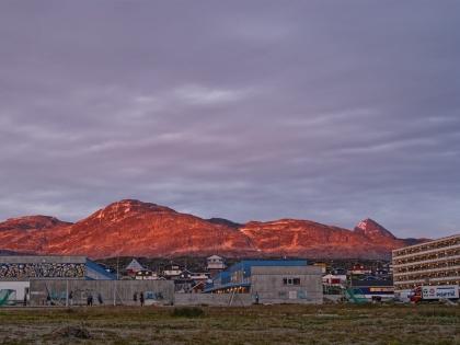 Гренландия, Greenland, Нуук, Nuuk