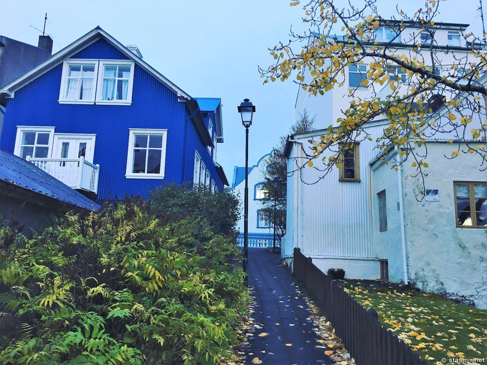 улица Фишерсунд в Рейкьявике, фото Стасмир, photo Stasmir
