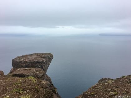 Вид с горы Bolafjall, фото Стасмир, photo Stasmir