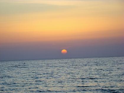 заход солнца в Калабрии, фото Стасмир, Photo Stasmir
