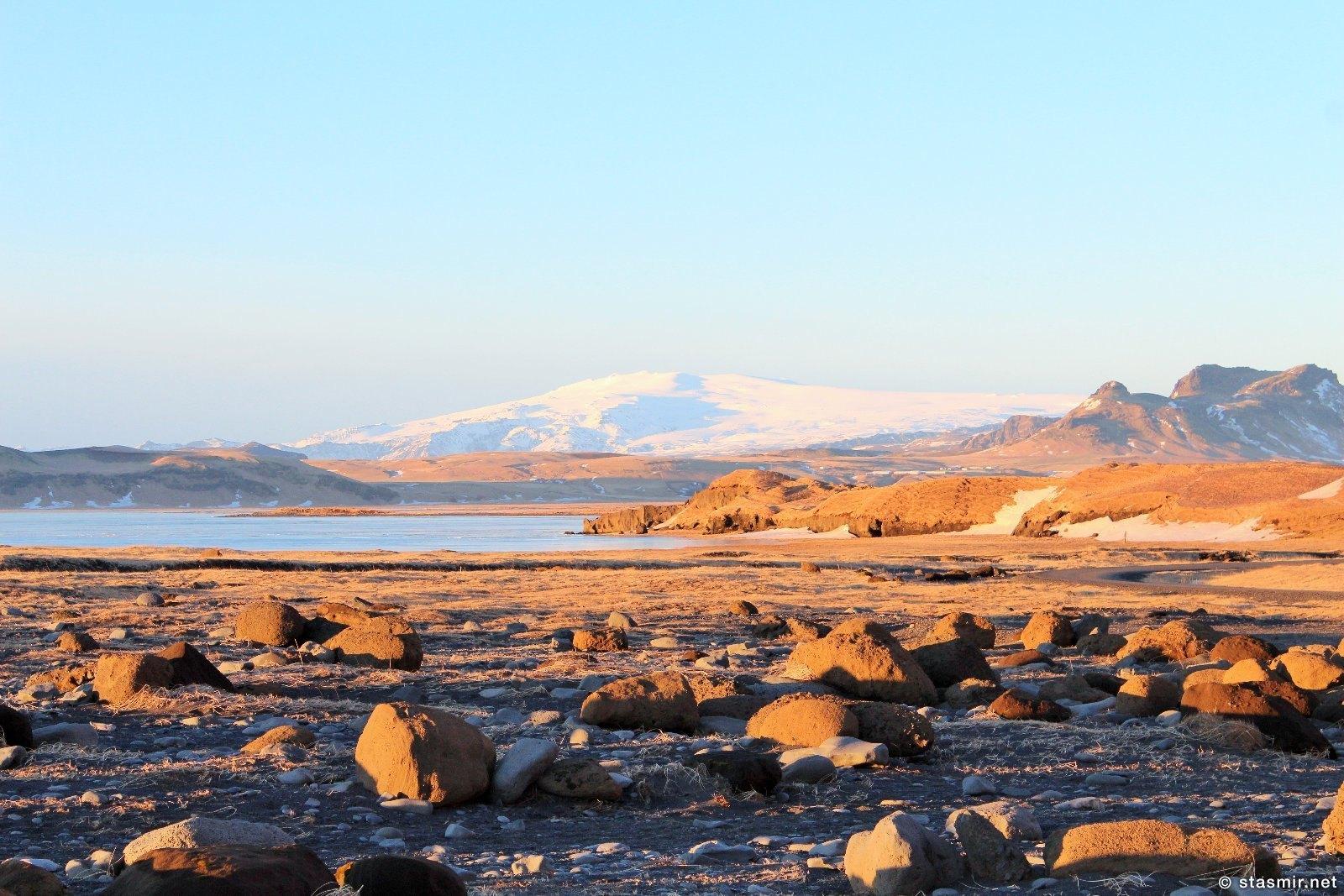 Пляж Рейнисфьяра в Исландии, фото Стасмир, Photo Stasmir