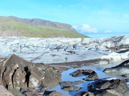 Льды в ледниковой лагуне Jökulsárlón или Йёкюльсаурлоун, фото Стасмир, Photo Stasmir