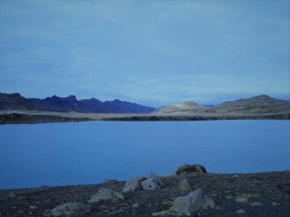 Таинственно озеро Клейварватн, фото Стасмир, photo Stasmir