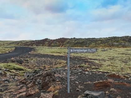 треккиноовые тропки на полуострове Рейкьянес, фото Стасмир, photo Stasmir
