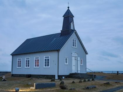 Страндкиркья - церковь без прихода, Strandkirkja, photo Stasmir, фото Стасмир