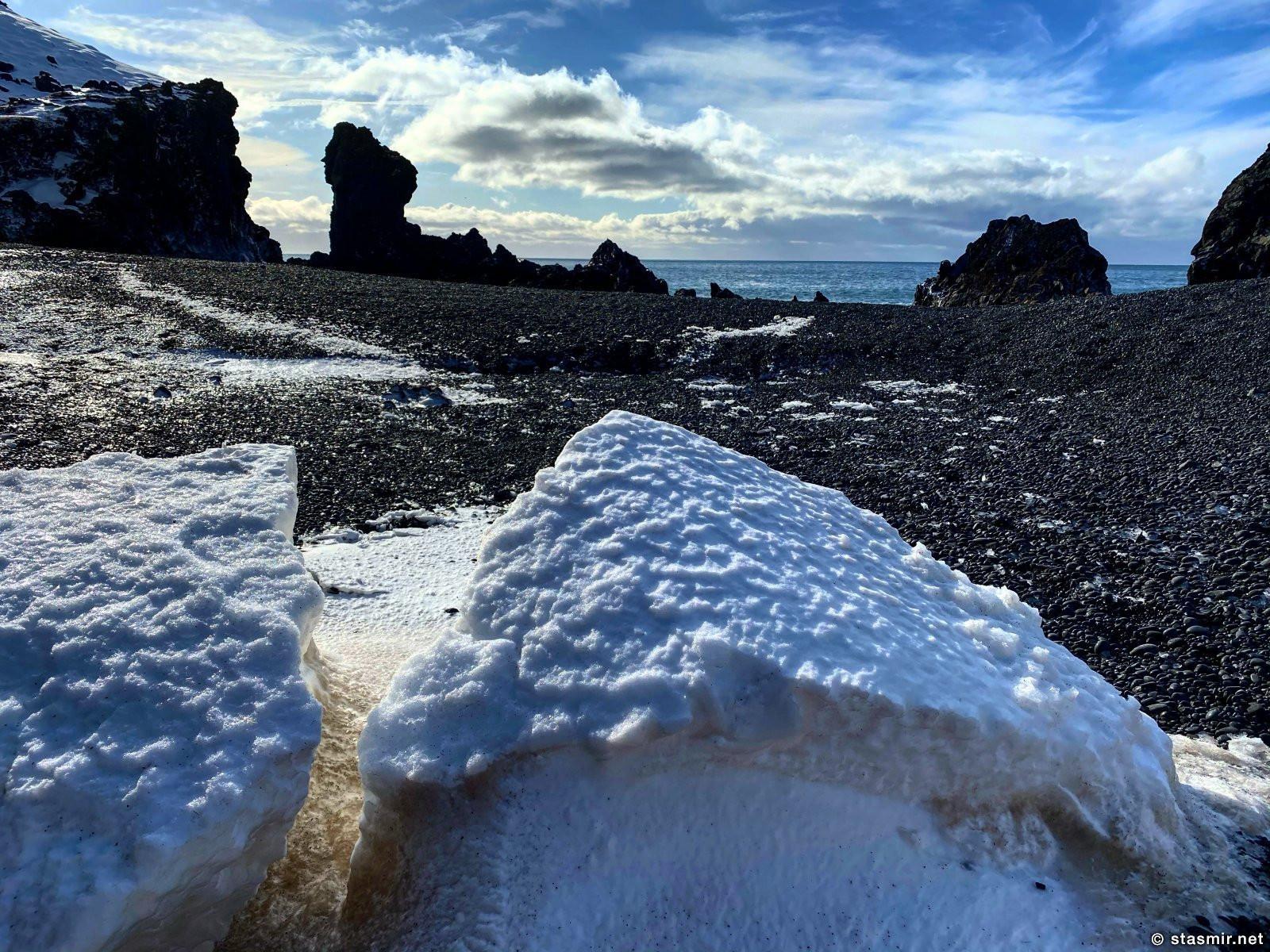 Дьюпулоунид, Западная Исландия, трольчиха а селедкой, фото Стасмир, Photo Stasmir