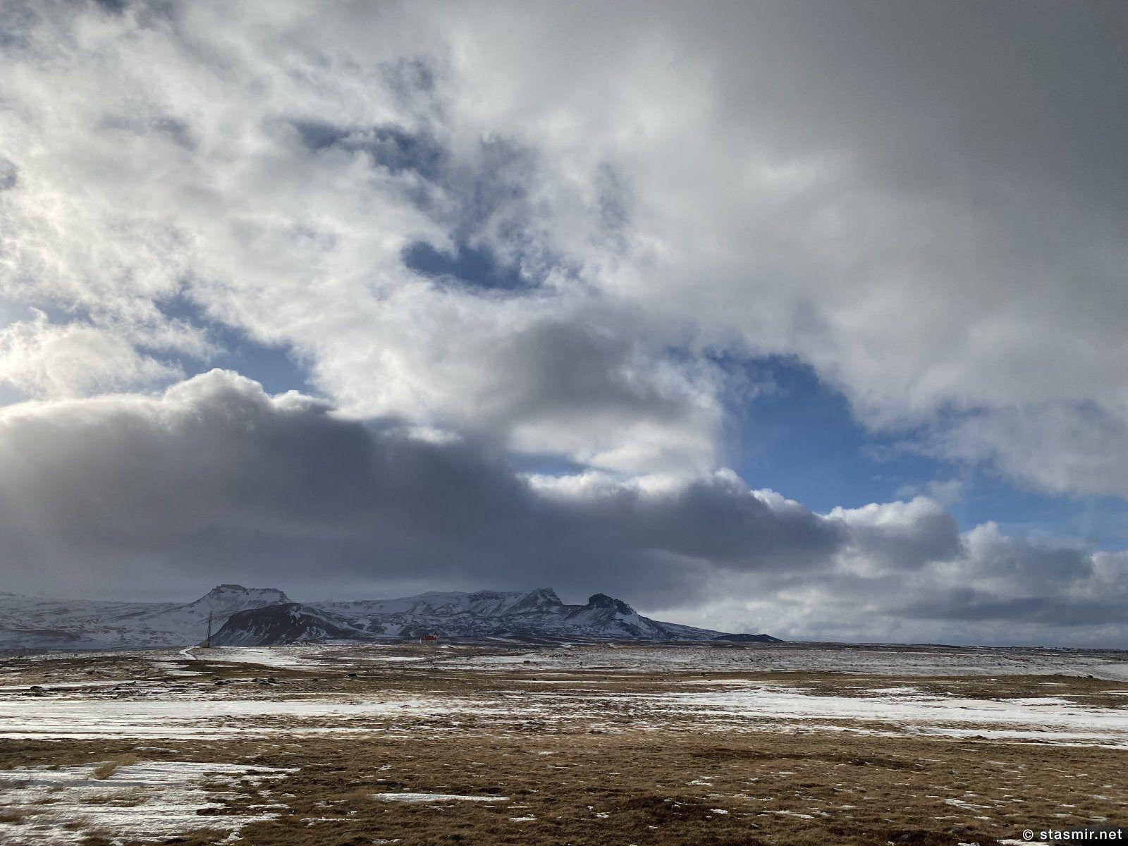 зимние горизонты Исландии, фото Стасмир, Photo Stasmir