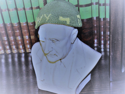 диктатор Салазар в ермолке, фото Стасмир, photo Stasmir