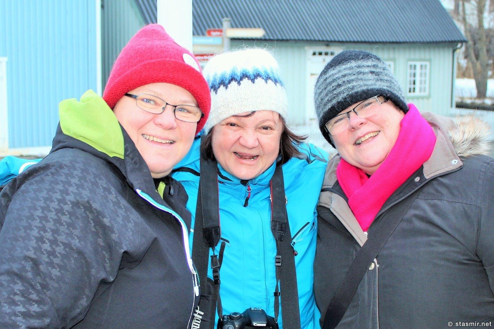 Sigurbjörg Karlsdóttir или Сибба и её сестра проводят экскурсии по местам обитания эльфов и троллей, фото Стасмир, Photo Stasmir