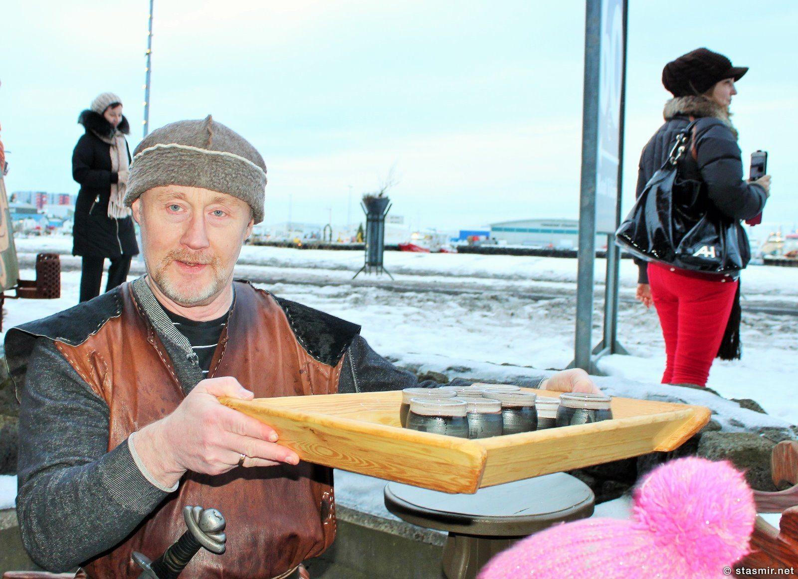 Fjörukráin - ресторан викингов в Хапнарфьёрдюре, фото Стасмир, photo Stasmir