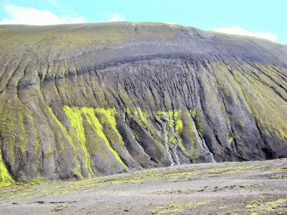 необычные враски исландского высокогорья, Landmannalaugar, Ландманналёйгар, Лундаманналаугар, джип-сафари, Исландия, фото Стасмир, photo Stasmir, необычный цвет гор в Исландии