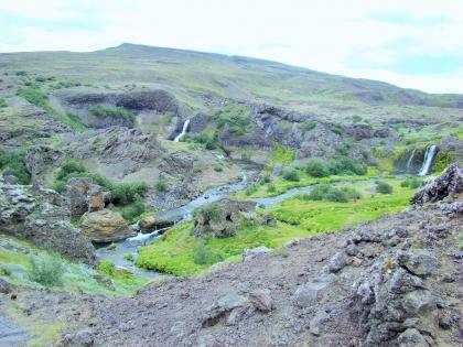 Гйауин, Gjáin, Landmannalaugar, Ландманналёйгар, Лундаманналаугар, джип-сафари, Исландия, фото Стасмир, photo Stasmir,