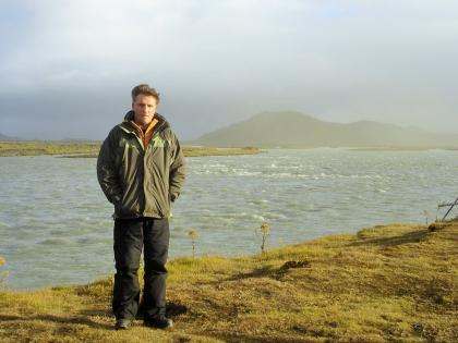 селфи на Ландманналаугар, Landmannalaugar, Ландманналёйгар, Лундаманналаугар, джип-сафари, Исландия, фото Стасмир, photo Stasmir,
