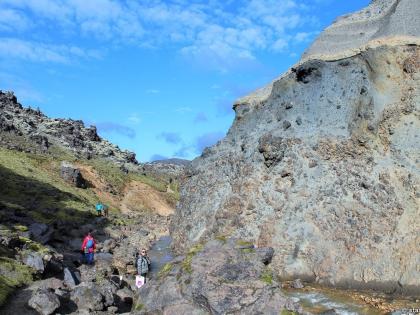 Ландманналёйгар, Ландманналаугар, пешие маршруты в Исландии, фото Стасмир, Photo Stasmir