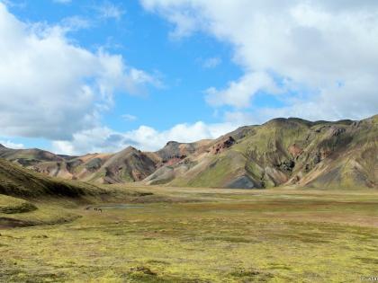 риолитовые горы, Landmannalaugar, Ландманналёйгар, Лундаманналаугар, джип-сафари, Исландия, фото Стасмир, photo Stasmir, риолитовые горы