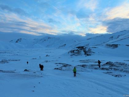 зима в Исландии, виды Исландии зимой, Landmannalaugar, Ландманналёйгар, Лундаманналаугар, джип-сафари, Исландия, фото Стасмир, photo Stasmir, зимние виды Исландии, зимняя дорога на Ландманналёйгар
