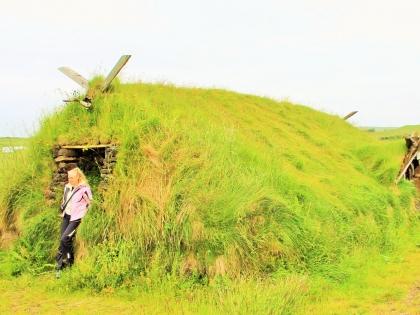 Исландская землянка, фото Стасмир, Photo Stasmir