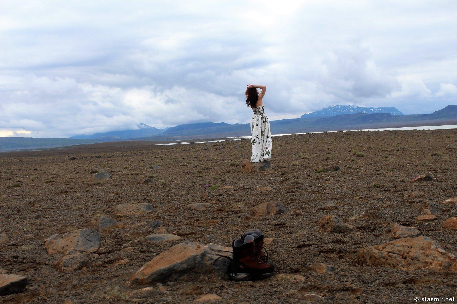 исландское высокогорье, фото Стасмир, photo Stasmir