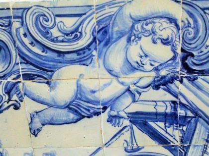 Танцует Алентежу, отель Convento Sao Paulo, Португалия, фото Стасмир, photo Stasmir, Alentejo Blue, azulejo