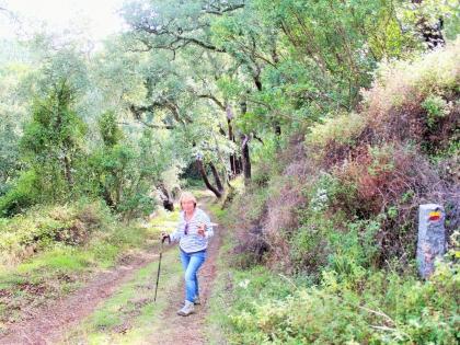 на пешей тропе вокруг Мармелете, Альгарве, фото Стасмир, photo Stasmir, Percurso Pedestre de Marmelete, Моншик, Мармелете