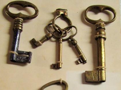 skogasafn, коллекция ключей в Краеведческом музее в Скоугар, фото Стасмир, photo Stasmir