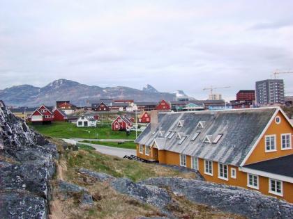 Nuuk Kangerlussuaq Greenland