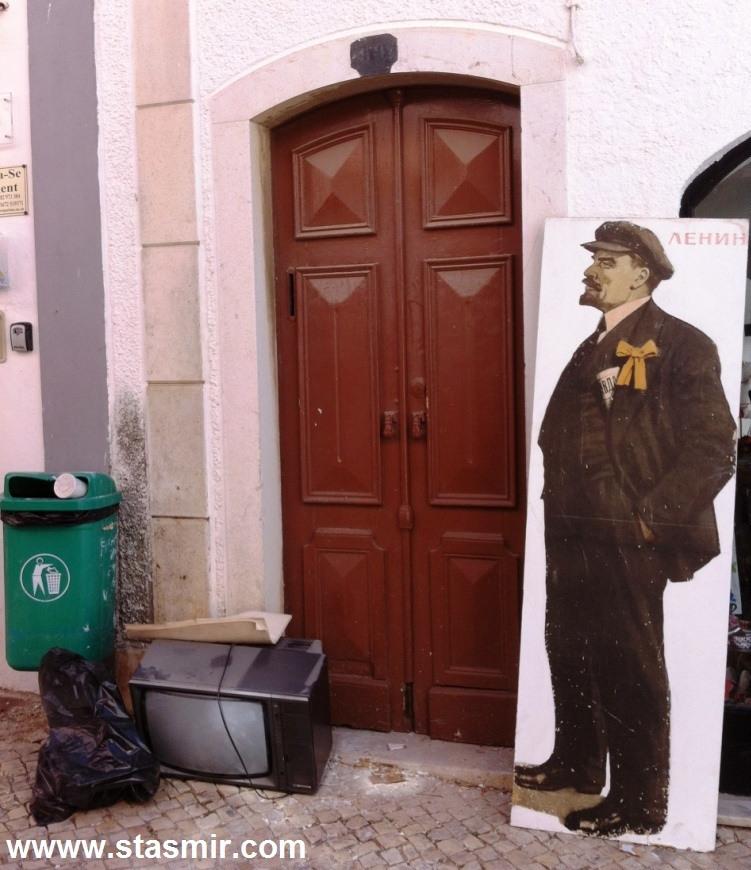 Lenin, Ленин, Лагуш, Португалия, photo Stasmir, фото Стасмир, photo Stasmir