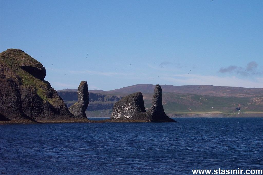 Ni-xrena-sebe, фаллические скалы в Исландии