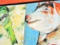 Volterra, Волтерра, Тоскана, вин, итальянское искусство, хайнекен, пиво и свиньи, искусство Италии, Стасмир Исландский, Стасмир, Станислав Смирнов, свинство по-итальянски, swine, sexist swine, beet-drinking, Stanislav Smirnov
