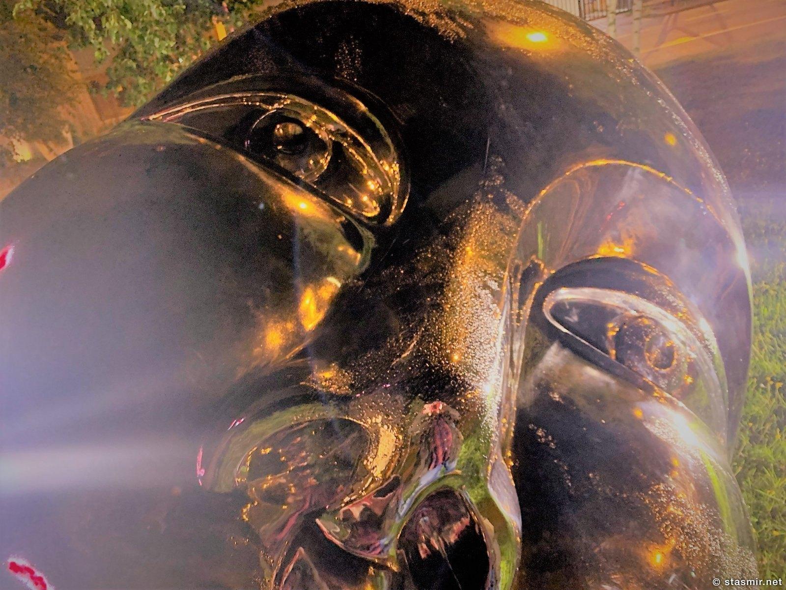 Ужастки современной скульптуры в  Схипхле, Нидерланды, фото Стасмир, photo Stasmir