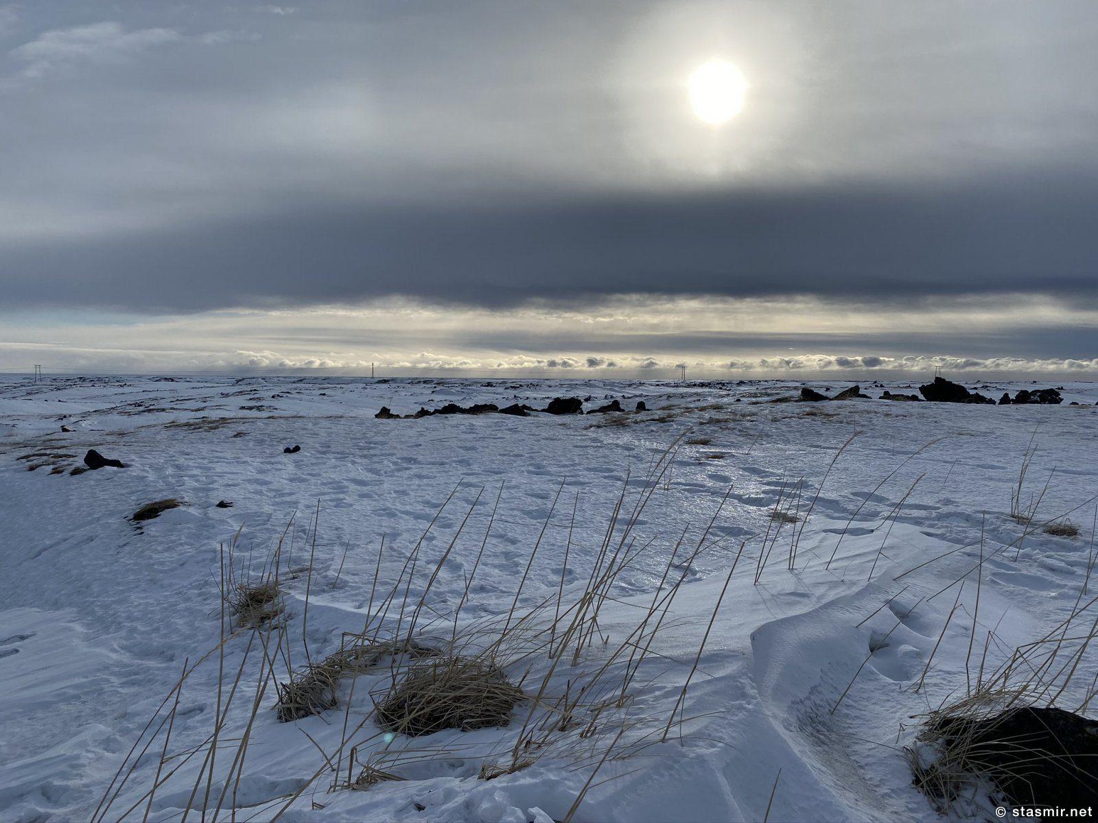 фото Зимняя Исландия в марте 2020 года. Фото Стасмир, photo Stasmir