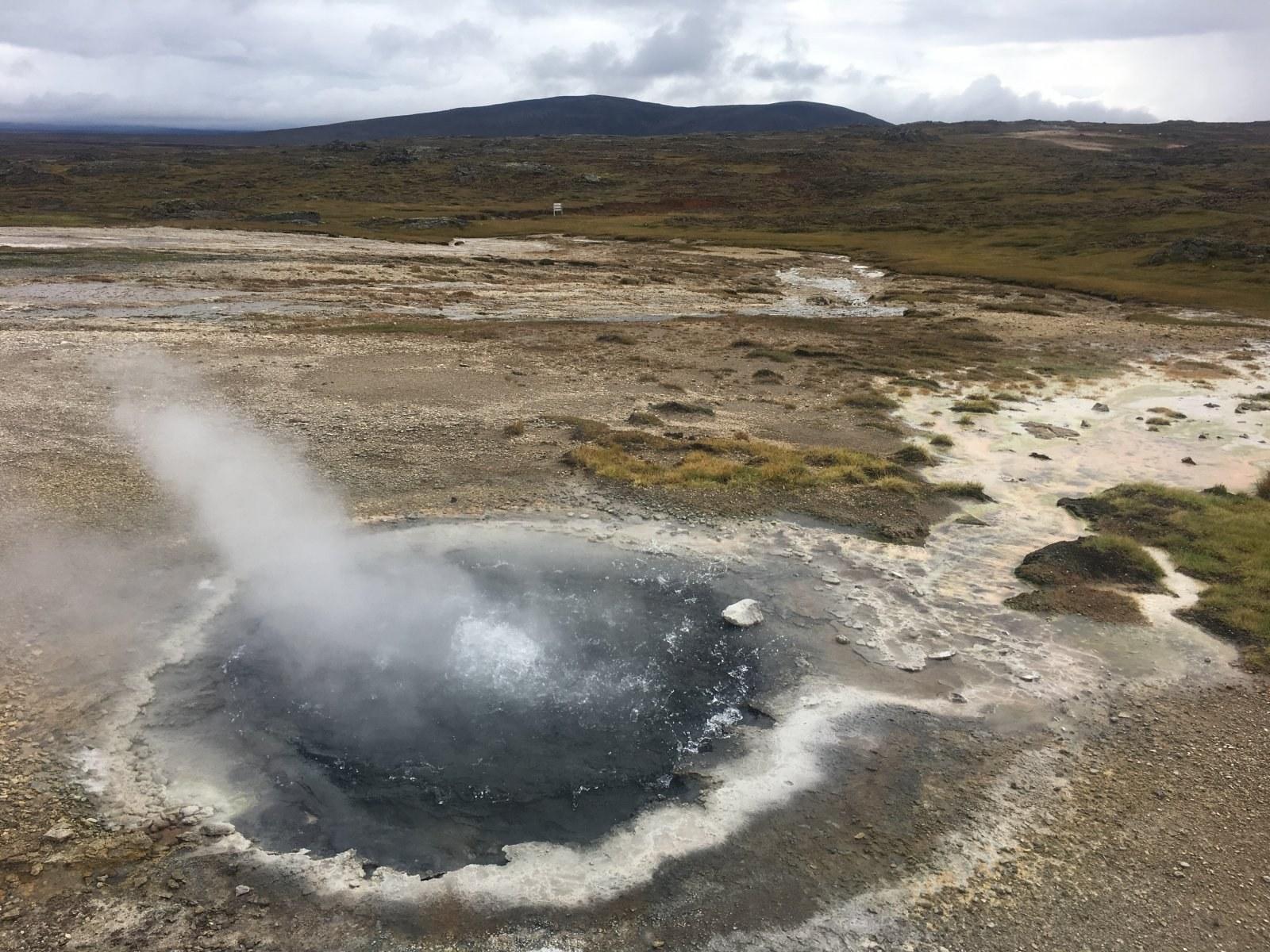Термальная долина в Исландии, фото Стасмир, photo Stasmir