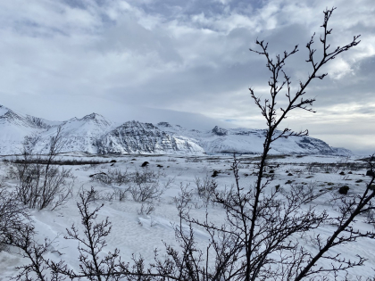 виды зимней Исландии, фото Стасмир, Photo Stasmir