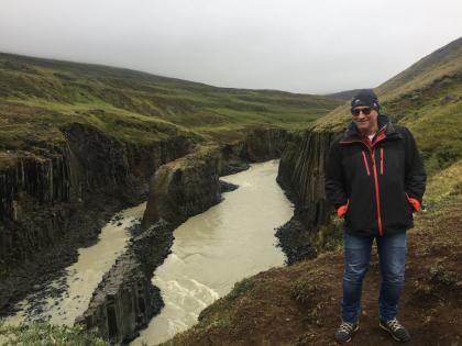 Stuðlagil Canyon, Photo Stasmir, фото Стасмир,