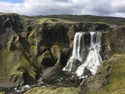 Водопады Исландии, фото Стасмир, photo Stasmir