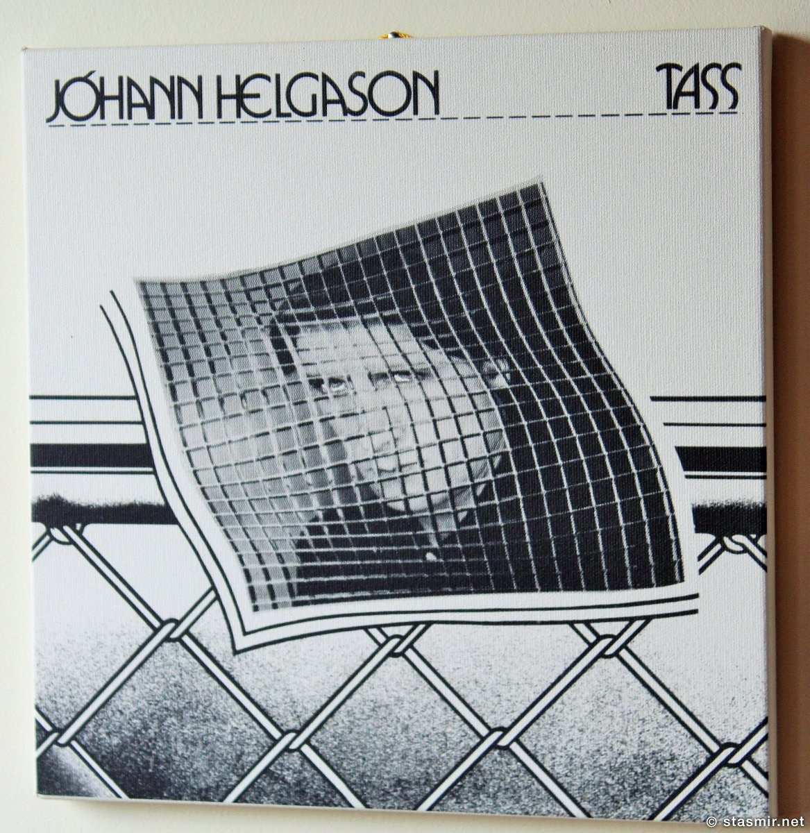 Jóhann Helgason, альбом Тасс, Troll-and-Roll в районе Борганес, фото Стасмир, photo Stasmir, Troll\'n\'Roll