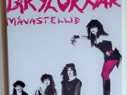 Grýlurnar, альбом Mávastellið, Troll-and-Roll в районе Борганес, фото Стасмир, photo Stasmir, Troll'n'Roll