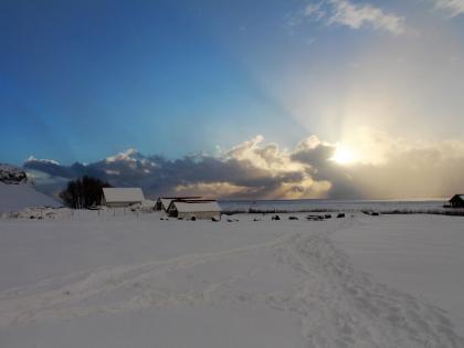 Зимняя Исландия - рядом в водопадом Сельяландсфосс, Южная Исландия, фото Стасмир, photo Stasmir, stasmirnet, stasmircom
