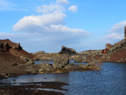 Heiðmörk - зона отдыха рядом с Рейкьявком, фото Стасмир, photo Stasmir