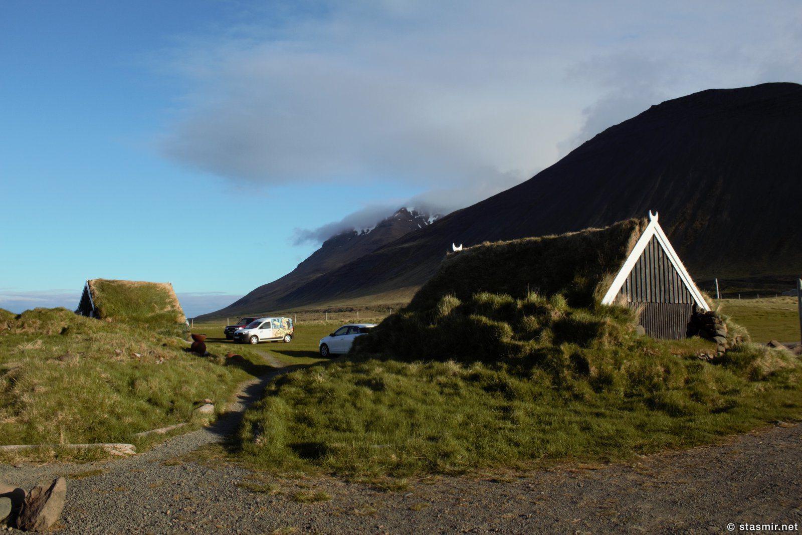 бассейн Греттира, северная Исландия, Скаги, фото Стасмир, photo Stasmir