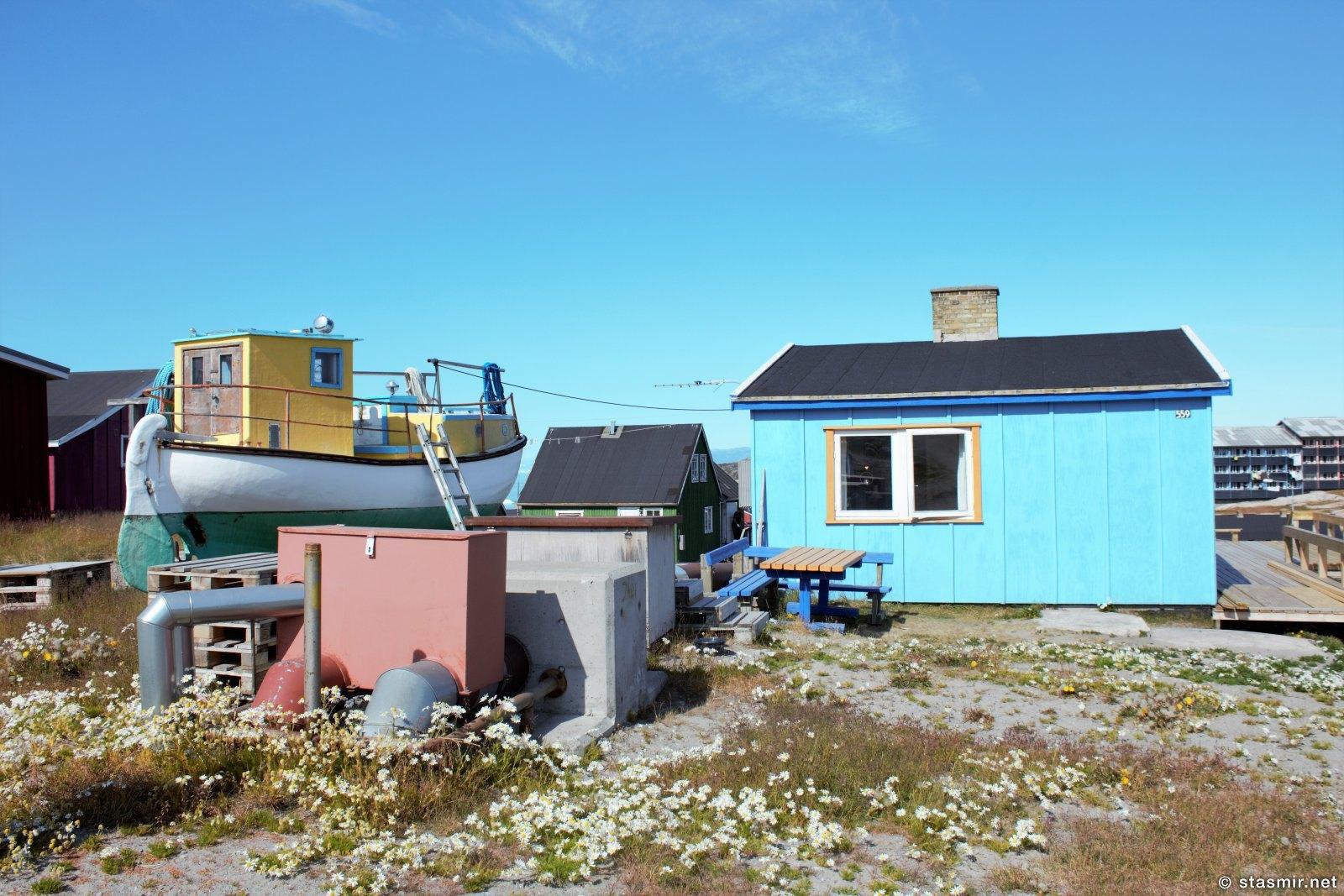 прогрессивная Гренландия, Илуллисат, фото Стасмир, photo Stasmir