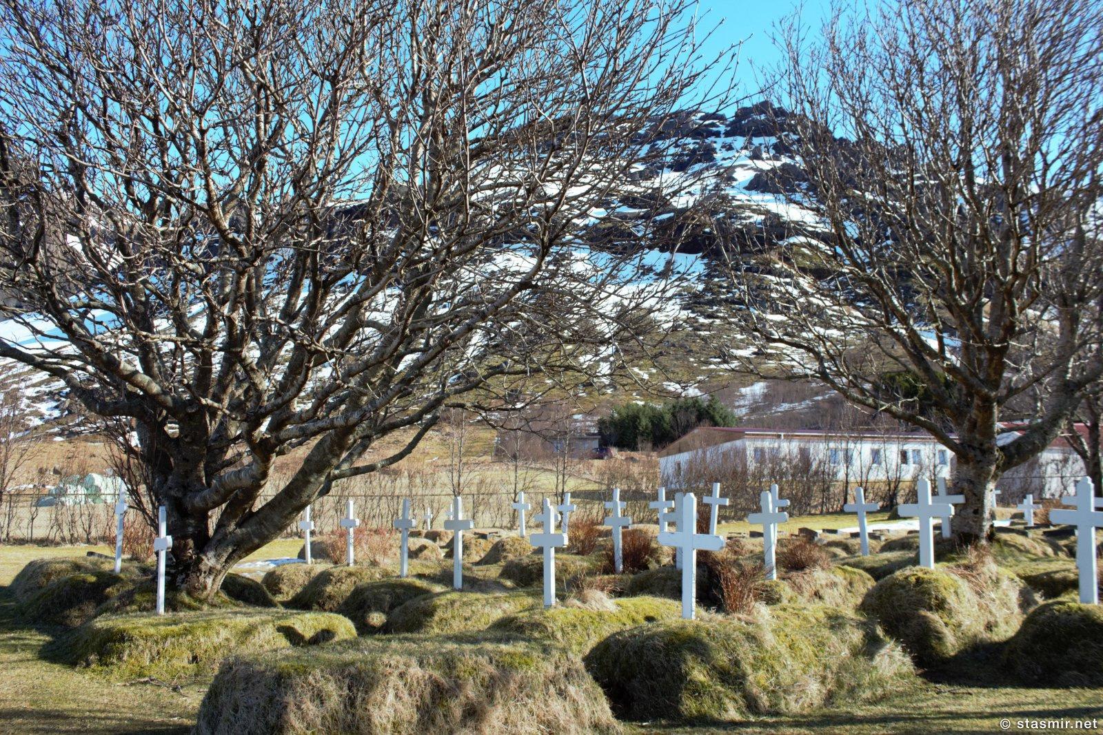 спасенная церковь в Хоф, Восточная Исландия, фото стасмир, photo Stasmir